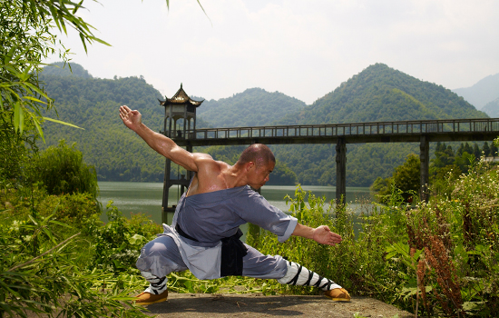 Zen and  the Art of Shaolin Publication