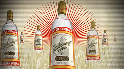 Stolichnaya Vodka Viral Campaign